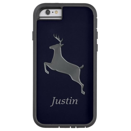 Silver Deer Personalized Tough Xtreme iPhone 6 Case