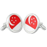 Singapore Cufflinks