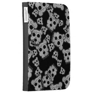 Skull Kindle Folios Kindle 3G Case