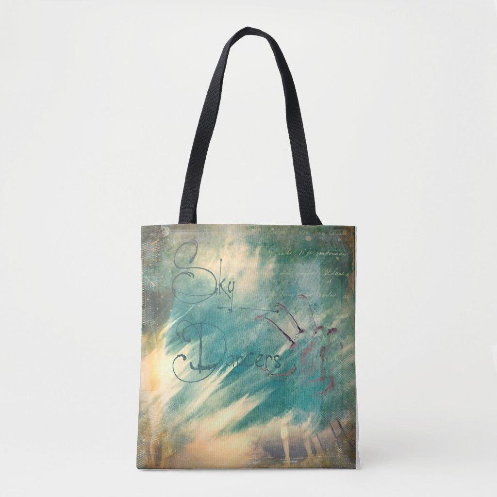 Sky Dancers Tote Bag