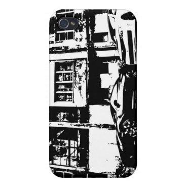 Skyline & STI iPhone 4/4S Case