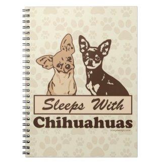 Sleeps With Chihuahuas Journal