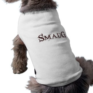 Smaug Name Dog Clothing