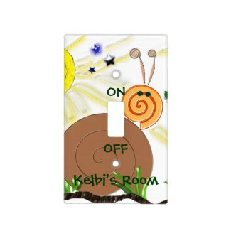 Snail Light Switch