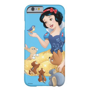 Snow White | Make Time For Buddies Barely There iPhone 6 Case