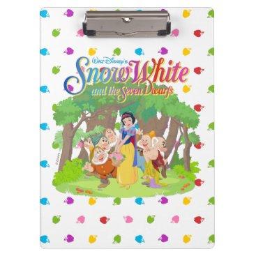 Snow White & the Seven Dwarfs | Wishes Come True Clipboard