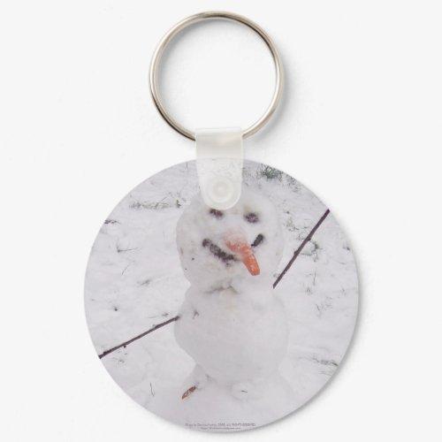 snowman pizazz! keychain