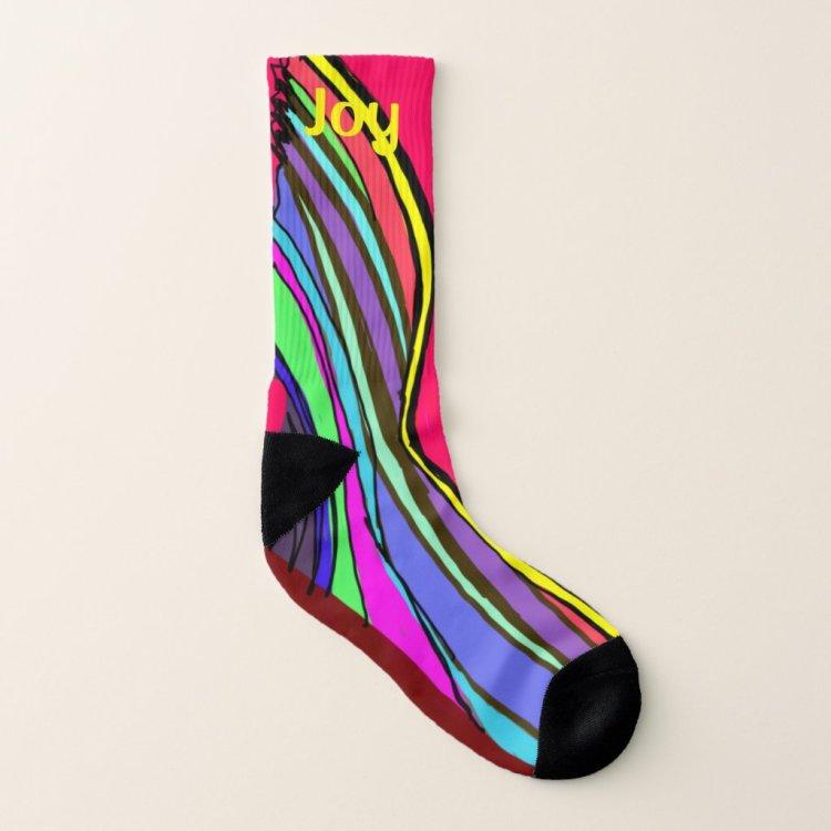 SOCK STOCK Joyful Fun Socks