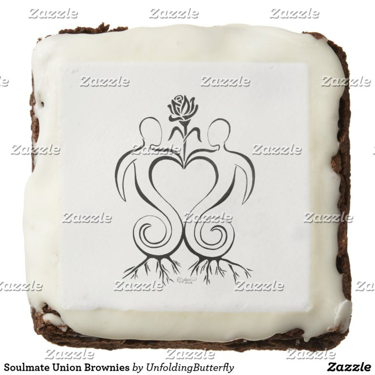 Soulmate Union Brownies