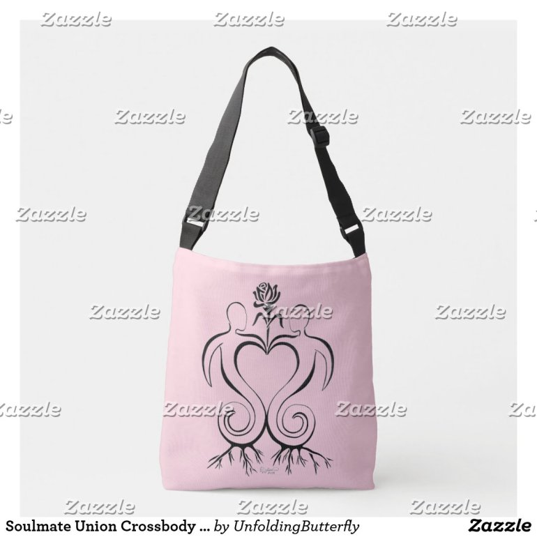 Soulmate Union Crossbody Bag