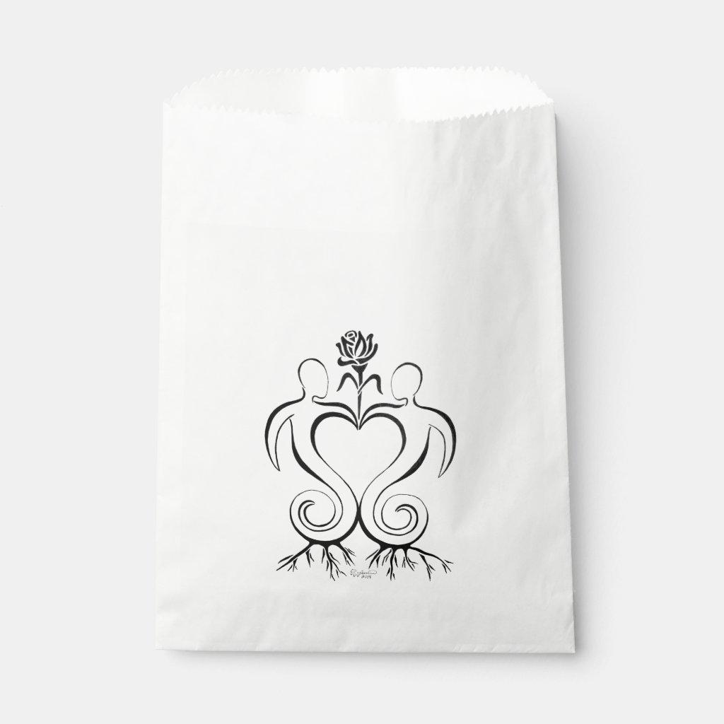 Soulmate Union Favor Bags