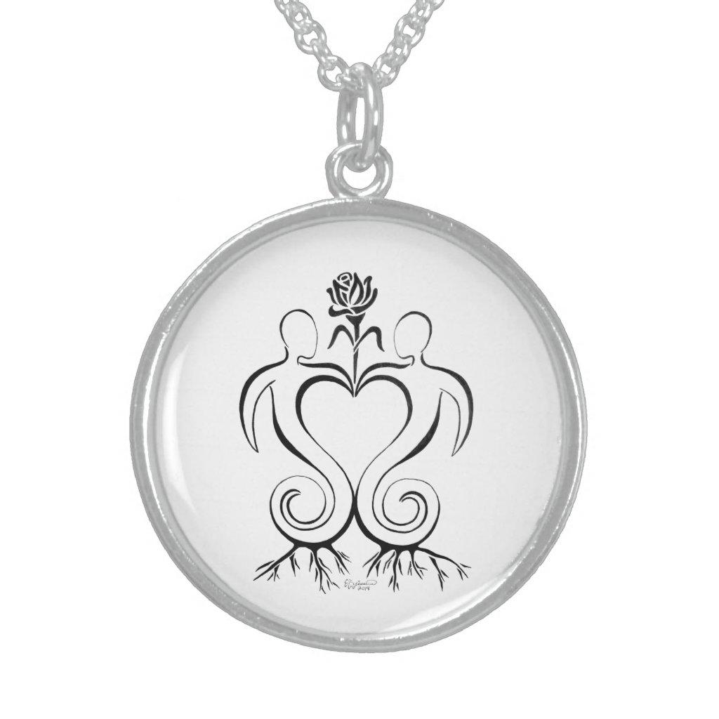 Soulmate Union Necklace