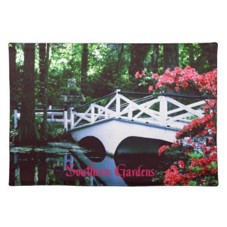 South Carolina Cloth Placemat