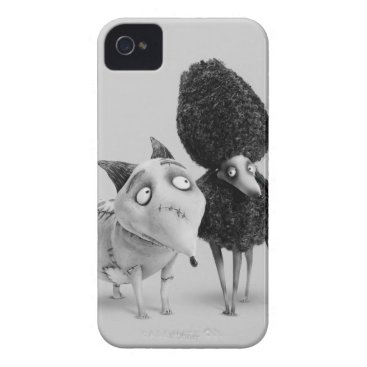 Sparky and Persephone: Love at First Spark Case-Mate iPhone 4 Case
