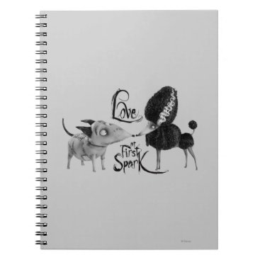 Sparky and Persephone: Love at First Spark Notebook