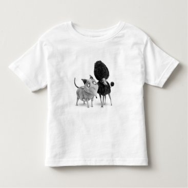 Sparky and Persephone Toddler T-shirt