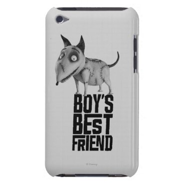 Sparky: Boy's Best Friend Barely There iPod Case