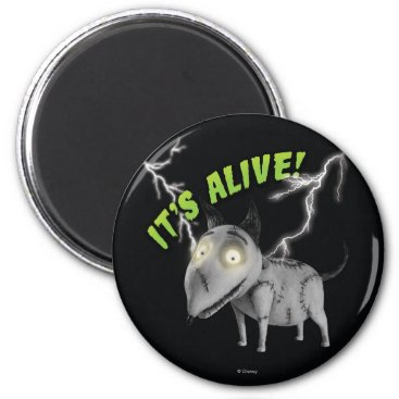 Sparky: It's Alive Magnet