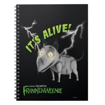 Sparky: It's Alive Notebook