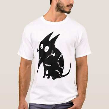 Sparky Sitting Silhouette T-Shirt