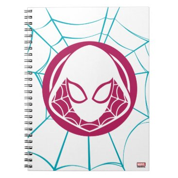 Spider-Gwen Icon Notebook
