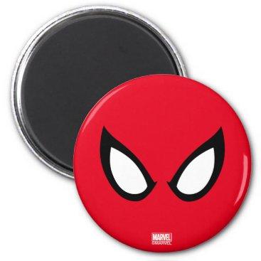 Spider-Man Eyes Magnet