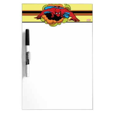 Spider-Man Retro Crawl Dry Erase Board