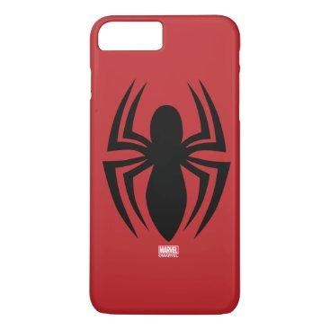 Spider-Man Spider Logo iPhone 8 Plus/7 Plus Case