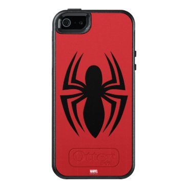 Spider-Man Spider Logo OtterBox iPhone 5/5s/SE Case