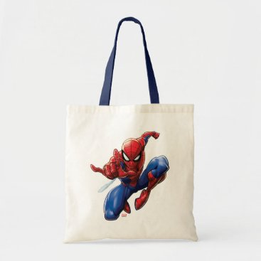 Spider-Man | Web-Shooting Leap Tote Bag