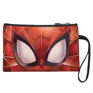 Spider-Man Webbed Mask Wristlet