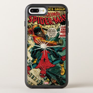 Spiderman - 123 Aug OtterBox Symmetry iPhone 7 Plus Case