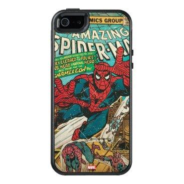 Spiderman - 186 Nov OtterBox iPhone 5/5s/SE Case
