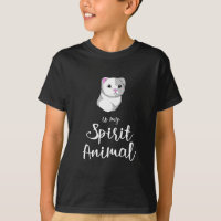 Spirit Animal Shirt Design