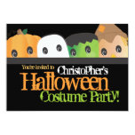 Spooky Cute Halloween Costume Party Invitation
