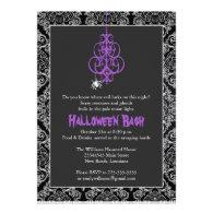 Spooky Halloween Bash Announcement
