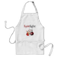 Spotlight Ladybug Apron