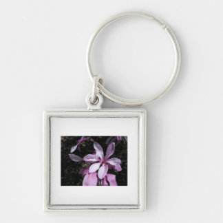 Spring Magnolia Pink Keychain