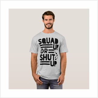 Squad Up or Shut Up Collection