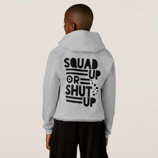Squad Up or Shut Up
