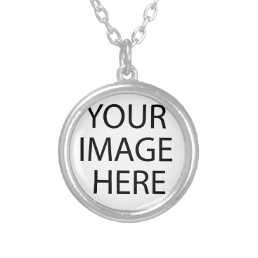 Squidward memes silver plated necklace