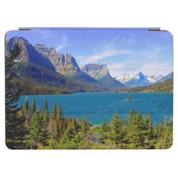St. Mary Lake,  Glacier National Park,  Montana iPad Air Cover