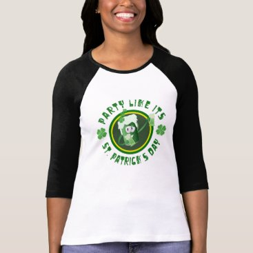 St. Patrick's Day Party Shirt