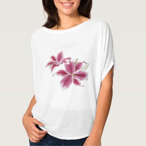 Stargazer Floral T Shirt