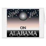 Stars Fell On Alabama cards