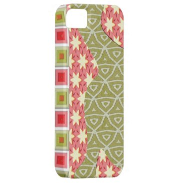 Stars Triangles Squares Case-Mate iPhone 5