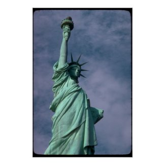 Statue of Liberty Photograph - 4 Posters