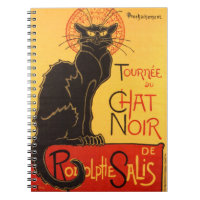 Steinlen: Chat Noir Notebook