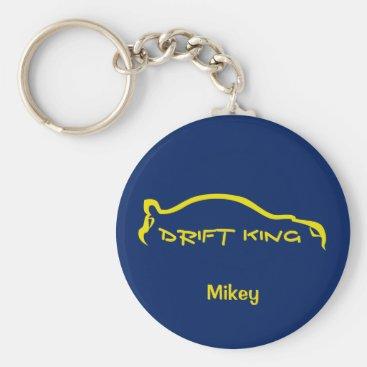 STI Drift King Keychain