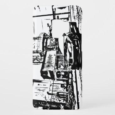 STI Impreza front stance Case-Mate Samsung Galaxy S9 Case